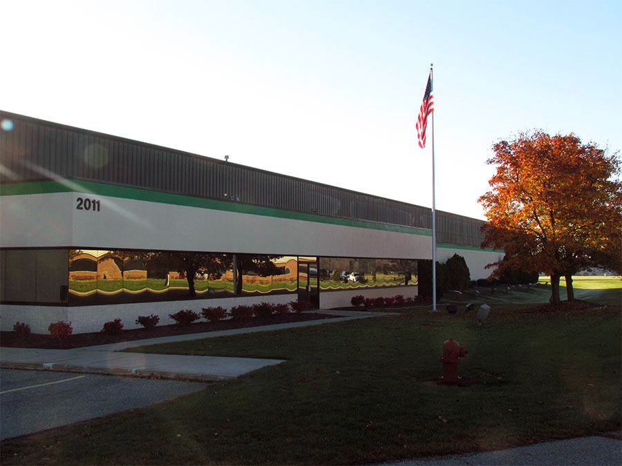 Dynamic Polymer Solutions building
